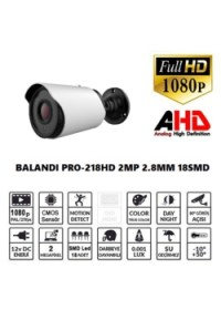 Balandi PRO-218HD 2MP 2.8mm 18Smd AHD Bullet